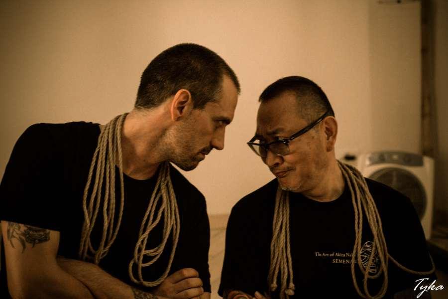 Riccardo and Naka